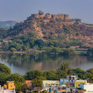 Deogarh fort.