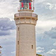 Table Cape lighthouse.